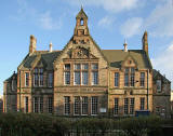 Royal Mile Primary School (formerly Milton House Public School) from the North