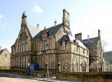 Royal Mile Primary School (formerly Milton House Public School) from the NW