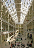 Inside the Royal  Museum, Chamber Street, Edinburgh  -  2008