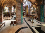 St Giles Cathedral,  Edinburgh  -  View from the Pulpit, looking to the south