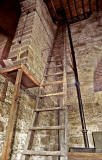 Ladder at Tolbooth St John's Church  - 1993