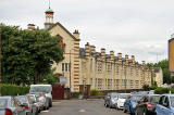 Tynecastle High School  -  The old school  -  June 2010