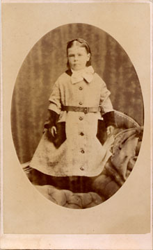 Alex Ayton jun  -   Carte de Visite  -  No 6  -  front
