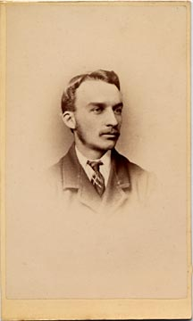 Ales Ayton jun  -  Carte de Visite  -  No 9  -  front