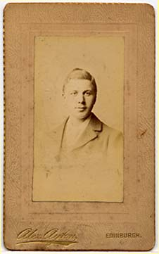 Alex Ayton jun  -  Carte de Visite  -  No 12  -  front