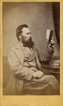 Carte de Visite by John Center  -  8 (front)