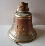 Bell from South Leith Railway Station
