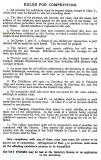 Transactions of Edinburgh Photographic Society - Rules for the Exhibition held in February 1899