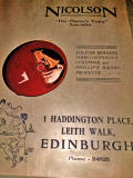 Record Sleeves  -  Edinburgh Record Shops  -   Nicolson, 1 Haddington Place