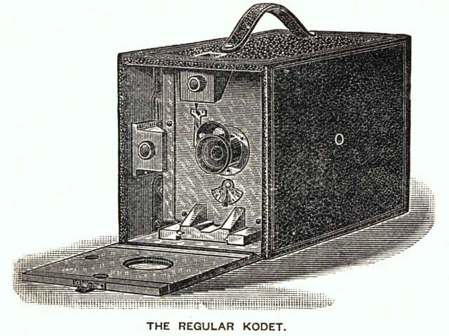 Cameras from the 1890s  -  The Regular Kodet