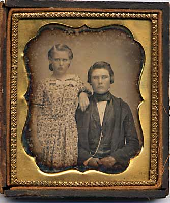 Daguerreotype 1  -  Photographer not named