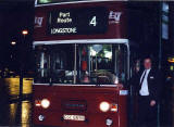 Lothian Region Transport  -  The Last of the Leyland Atlanteans  -  January 3, 2004