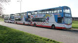 Lothian Buses  -  Terminus  -  Silverknowes  -  Routes 27 and 37