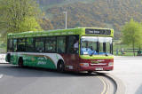 Lothian Buses  -  Terminus  - The Scottish Parliament & Holyrood  -  Route 36