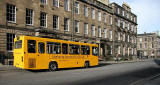 Lothian Buses  -  MacTours  -  Canning Street  -  Route 61