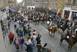 Riding of the Marches  -  Edinburgh, September 6, 2009