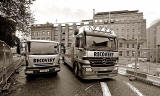 George McPhie Tow Trucks at St Andrew Square - 2009