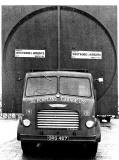 Pentland Garage Lorry with a large load