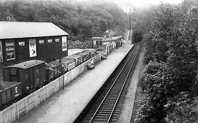 Cointon Station  -  When was this photo taken?