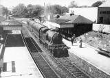 Edinburgh Railways  -   Morningside Road Station  -  May 1958