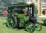 ex-Edinburgh Corporation Aveling & Barford steam tractor