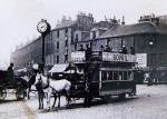 Edinburgh Transport  -  First and Last Trams