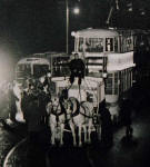 Edinburgh's Last Tram  -  1956  -  zoom-in