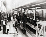 Shrubhill Repair Shop  -  Single Deck Trams
