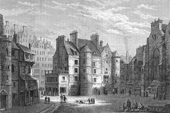 Edimburgo (Escocia) 0_engraving_-_one_1_133_old_tolbooth