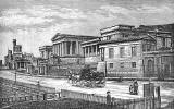 Engraving ifrom 'Old & New Edinburgh'  -  The Royal High School