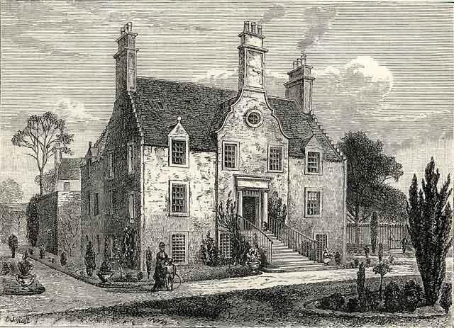 Edinburgh engravings portobello beach for Classic house edinburgh