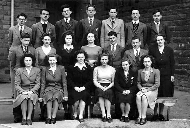 The Bolles School Senior Class of 1948 Jacksonville Fl