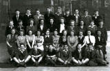 Broughton High School,  Class 2A2 around 1946-48