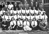 Broughton Senior Secondary School, Class 3X1, 1952