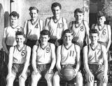 Canongate Kirk Boys' Club  -  Basketball Team