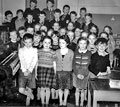 Carrick Knowe School Pupils  -  mid-1950s
