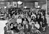 Central Restaurant, 5 Union Place - Fish & Chips - Party 1957-58