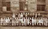 A class at Cooper Street Primary School, Leith - 1947