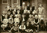 Craiglockhart Class - possibly before Craiglockhart Primary school  -  Around 1950