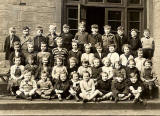Dalry Primary School Class  -  Around 1957-58