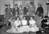 A Devlin family get together in New York, around 1951