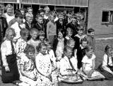 Duddingston Primary School  -  Miss Henry's Class, around 1959