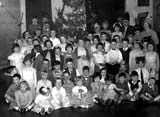 Forth Street School, Infants - Christmas 1959