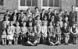 A class at Crigmuir Primary School:  late-1960s