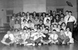 Hermitage Park School  -  School Class for Qualifying Dance  -  1959