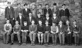 A School Class at James Clark's School Class  -  1953