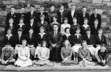 James Clark School  -  2nd Year Class, around 1956-57