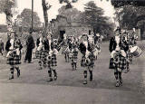 Jean Carnie's Leith Ladies' Piipe Band  -  at Saughton