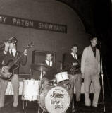 The Jokers supporting Tammy Paton Showband at Palais de Dance, Fountainbridge, 1965