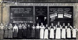 Workers at Leith Provident Coop, Boswall Parkway, Edinburgh, 1935